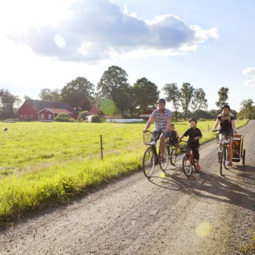 Cykla på Söderåsen. Hyr cyklar av oss!