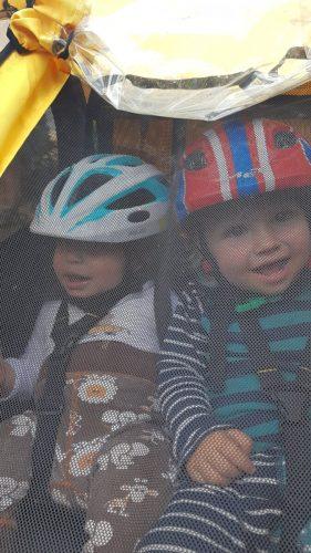 Cykla med barn Pensionat Söderåsen